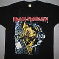 Iron Maiden - TShirt or Longsleeve - Iron Maiden No Prayer on the Road yellow moon