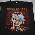 Iron Maiden - TShirt or Longsleeve - Iron Maiden Somewhere on Tour Carnaby muscle shirt