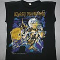 Iron Maiden - TShirt or Longsleeve - Iron Maiden Live After Death Carnaby muscle shirt