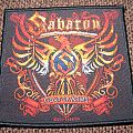 Sabaton - coat of arms patch