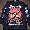 Rhapsody - TShirt or Longsleeve - Rhapsody - dawn of victory long sleeve