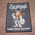 Korpiklaani - happy little boozers patch