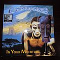 Conception - In Your Multitude limited edition containing full album on cd, clear maxi single vinyl  with 2 unreleased songs and cover with pop out mask . Tape / Vinyl / CD / Recording etc