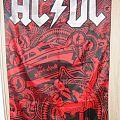 AC\DC flag Other Collectable
