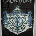 Crematory - act seven textile poster