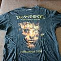 Dream Theater - Scenes From A Memory European Tour 1999 TShirt or Longsleeve