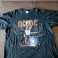 AC\DC  - Stiff Upper Lip Tour US/EUROPE TShirt or Longsleeve