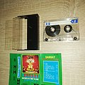 Sabbat (UK) - History Of A Time To Come tape  Tape / Vinyl / CD / Recording etc