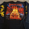 Benediction - TShirt or Longsleeve - Benediction - The Grotesque/Ashen Epitaph
