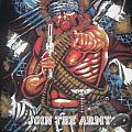 Patch - Suicidal Tendencies - Join the Army Official Backpatch