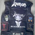 Venom - Battle Jacket - Venom Jacket  Aaaaaaaarghh !!!!