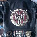 Watain - Battle Jacket - Watain Disciples Backpatch