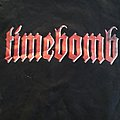 Timebomb; Hymns For A Decaying Empire 1996, Italian vegan sXe TShirt or Longsleeve