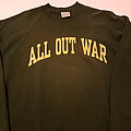 All Out War; destined to burn 1994 TShirt or Longsleeve