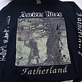 Ancient Rites Fatherland tourshirt
