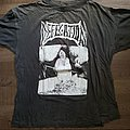 Defecation; Purity Dilution era shirt