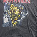 Iron Maiden; 1990 tourshirt,