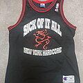 Sick Of It All - TShirt or Longsleeve - sick of it all 1997 jersey