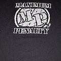 Maximum Penalty 1995 demo shirt