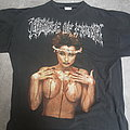 Cradle Of Filth - TShirt or Longsleeve - Cradle of Filth; 1995 praise the whore shirt