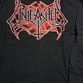 Unleashed 2004 -2005 tourlongsleeve