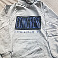 Congress - Hooded Top - Congress; crawling on the edge hoodie