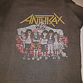 Anthrax; State of Euphoria crewneck 1988 TShirt or Longsleeve