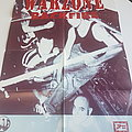 Warzone - Other Collectable - Warzone/backfire 1996 tourposter