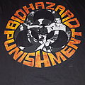 Biohazard; euro tourshirt 1993
