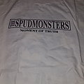 The spudmonsters; Moment of truth shirt 1996