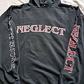 neglect '95 hoodie Hooded Top