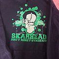 Skarhead 2002 tourhoodie Hooded Top