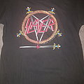 Slayer - TShirt or Longsleeve - Slayer; Hell awaits 91 shirt