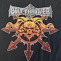 Bolt Thrower - TShirt or Longsleeve - Bolt Thrower, 2010 tourshirt