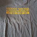 Building - TShirt or Longsleeve - Building 1998 shirt
