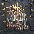 Nile: black seeds of vengeance longsleeve TShirt or Longsleeve