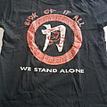 Sick Of It All - TShirt or Longsleeve - Sick Of it All; We stand Alone '91 tourshirt