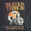 Sheer Terror, 1993 hoodie Hooded Top
