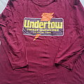 Undertow - TShirt or Longsleeve - Undertow; 1995 Euro tourlongsleeve