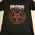 100 Demons - TShirt or Longsleeve - 100 demons, early design