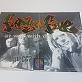 Fury Of Five - Other Collectable - Fury of five; 1998 promo poster