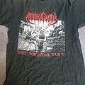 Sepultura - TShirt or Longsleeve - Sepultura- Third World Posse 92 Tour shirt