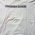 Thumbs down, 1999 shirt