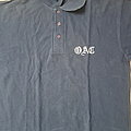 Only attitude counts polo shirt