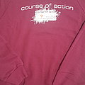 Course of Action, crewneck TShirt or Longsleeve