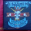 Patch - Testament - Disciples of the Watch Original Patch