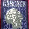 Patch - Carcass - Necroticism Original Patch