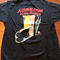 ANNIHILATOR Alice In Hell US Tour 1989 Shirt
