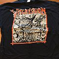 Viogression Expound Export / The Inhuman Tour of the World 1991 Original Shirt