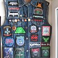 Battlejacket with Motorhead backpatch
